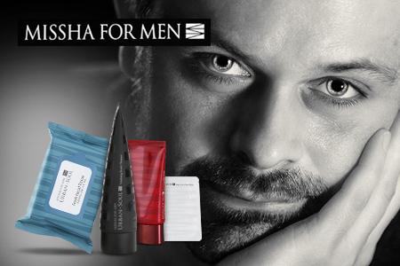 cosméticos masculinos