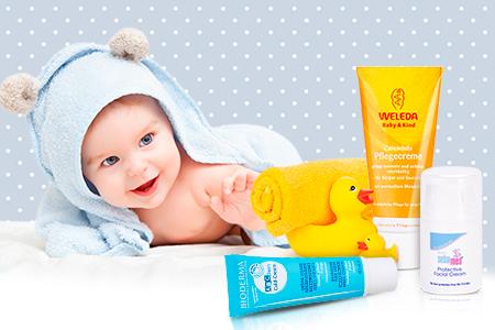 cosméticos infantis
