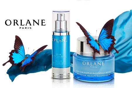 cosméticos de luxo Orlane