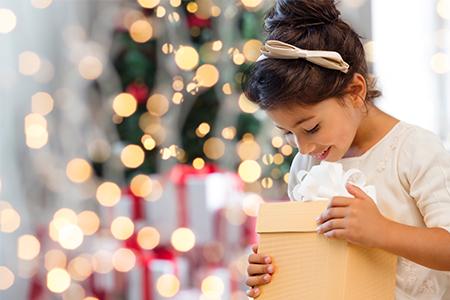Os melhores presentes para crianças!