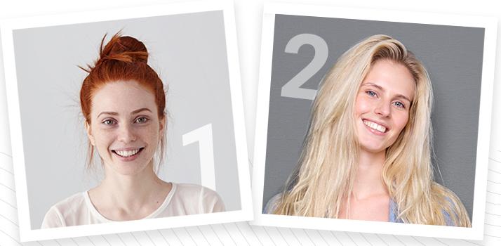 fototipo I e II