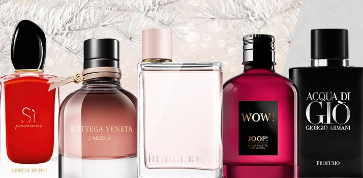 perfumes para o inverno