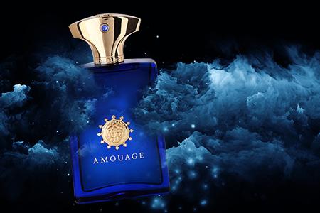 Amouage Interlude Man, o aroma que se distingue pela diferença!