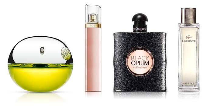 perfumes, fragrâncias