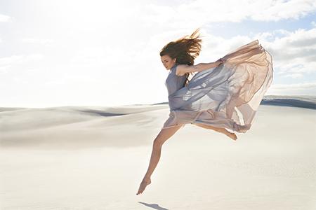 Novo perfume para mulher Chloé Nomade: cheio de aventura