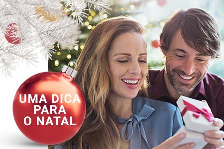 DICAS DE PRESENTES PARA O NATAL: para a sua amada.