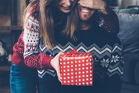 Sugestões de presentes de Natal para homens