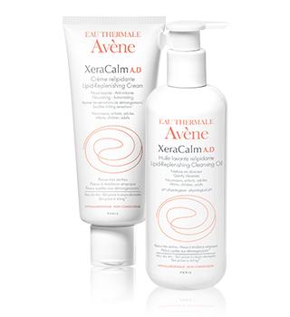 Avène produtos para pele atópica