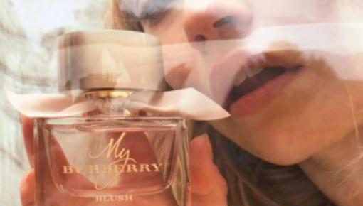 Descubra o My Burberry Blush