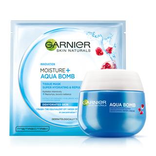 Garnier Hidratação da pele