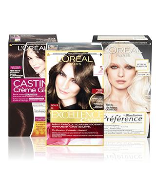L'Oréal Paris Coloração de cabelo