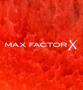 -20 % na Max Factor
