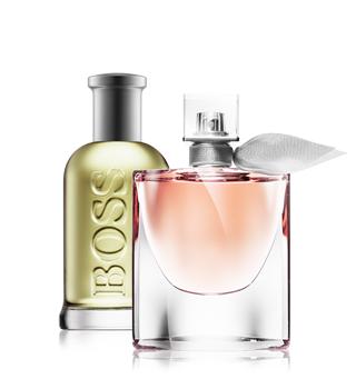 Os perfumes mais populares