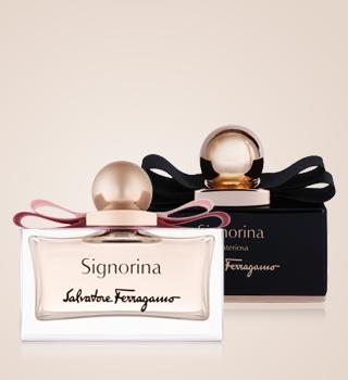 Salvatore Ferragamo Perfumes femininos