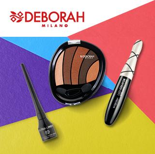 Maquilhagem para os olhos Deborah Milano