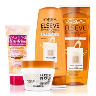 L'Oréal Paris Cuidados de cabelo